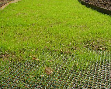Græsarmering_Græsnet_Etableret2_Jordarmering.dk