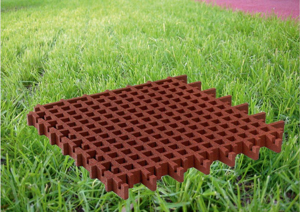 Fald filse / græsarmering