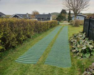 TDJ Jordarmering / græsarmering